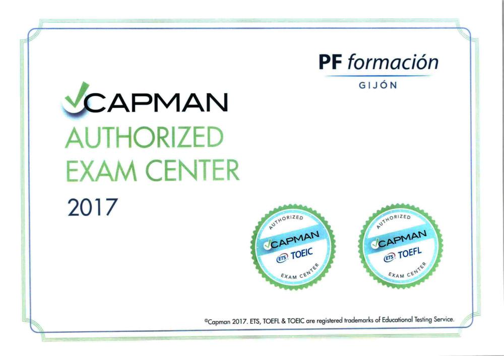 Centro Autorizado Capman